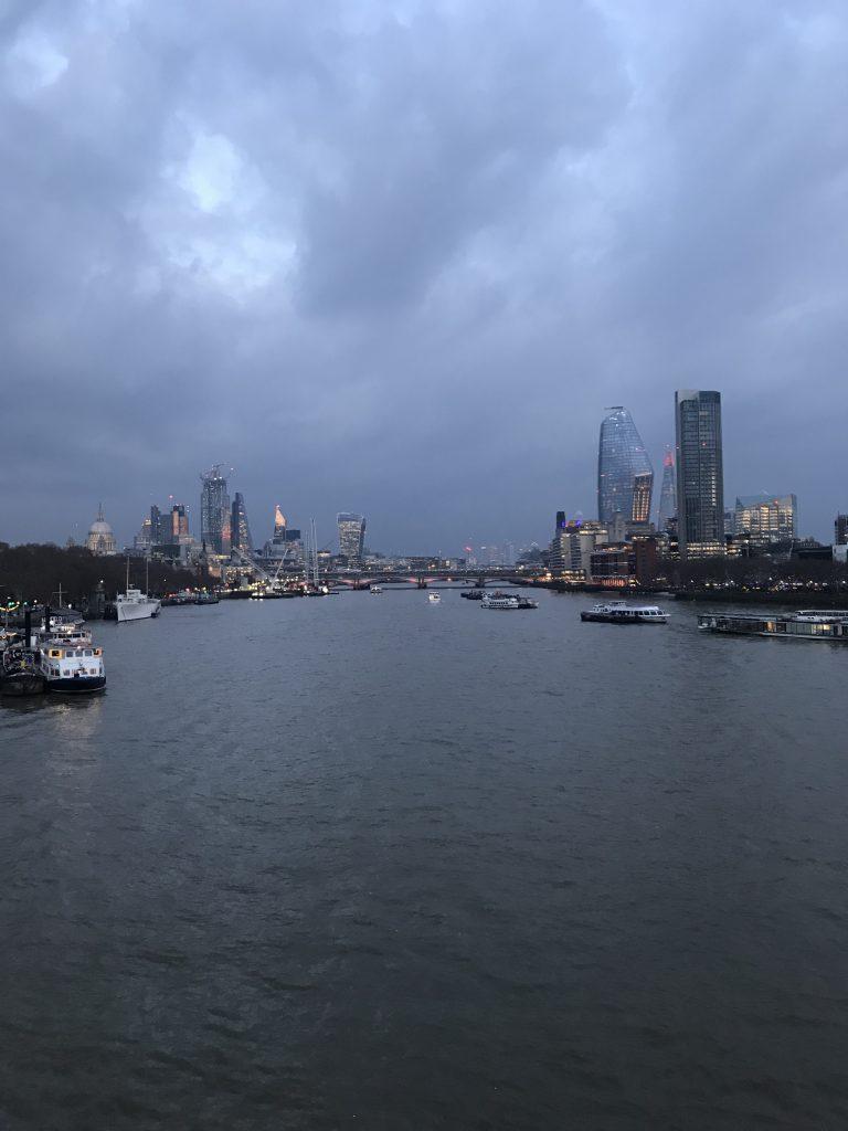 Fiume di Londra:Tamigi