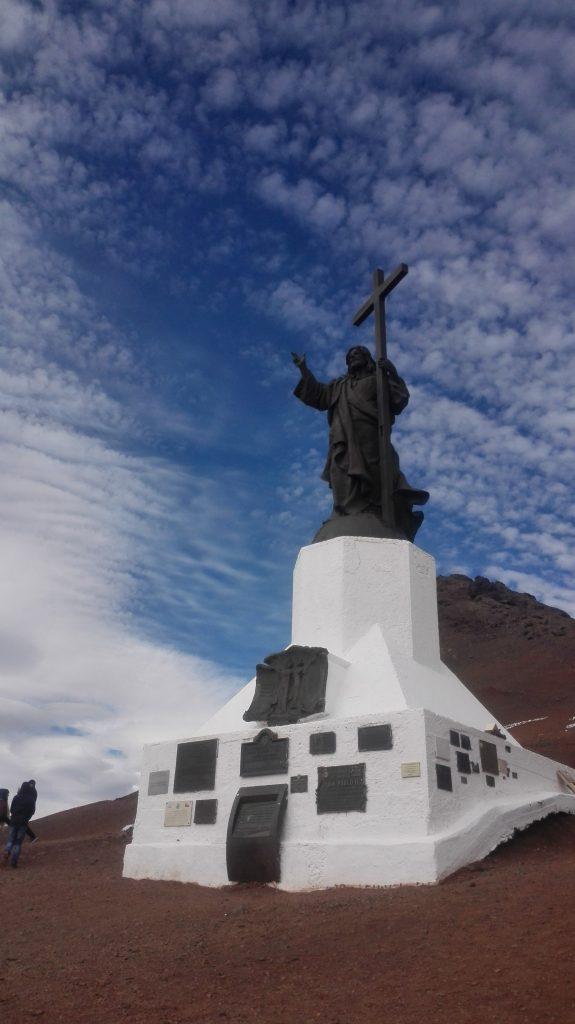 cristo redentor argentina