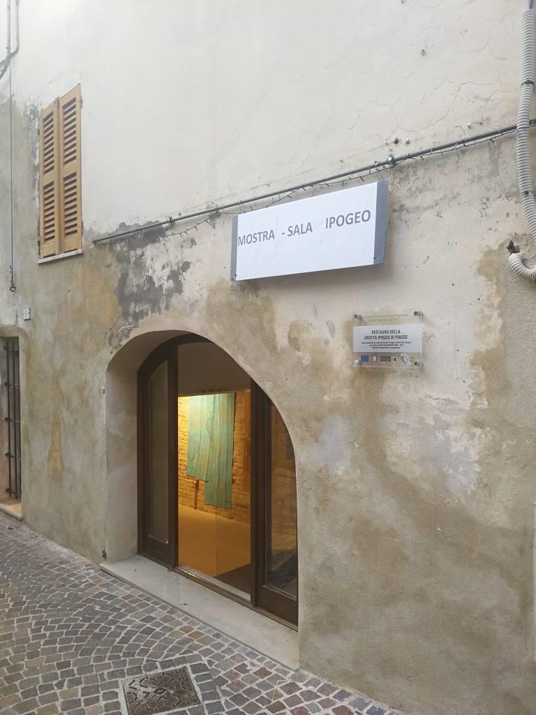 ingresso museo piagge