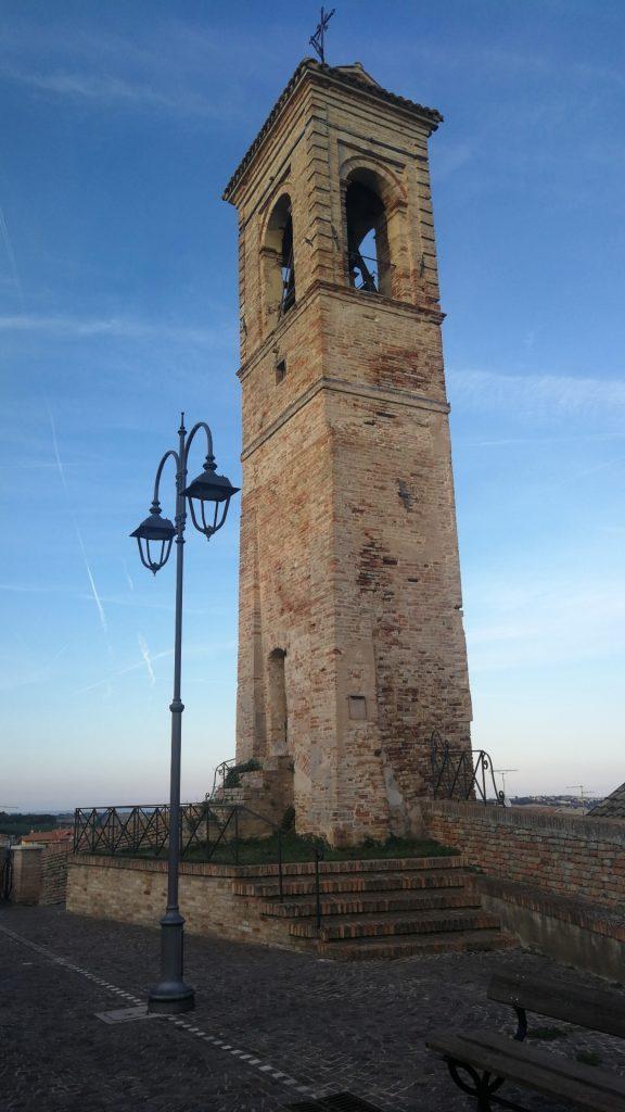 Torre civica piagge