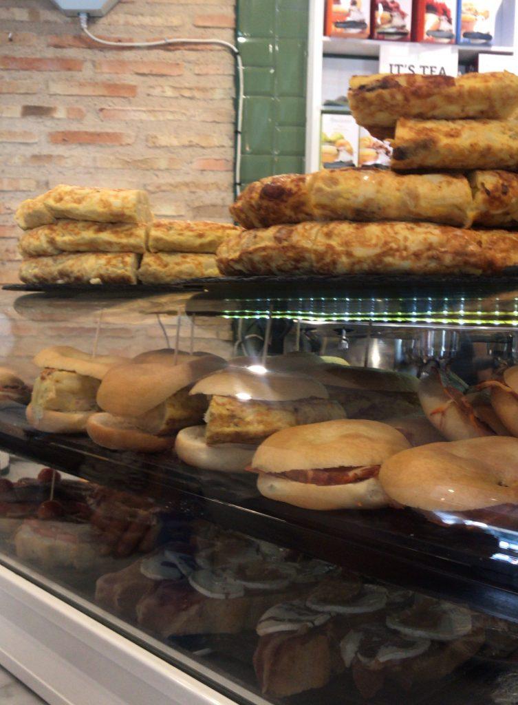 Dove mangiare a Madrid: tortilla