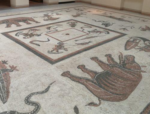 Mosaico cannara Urvinum Hortense