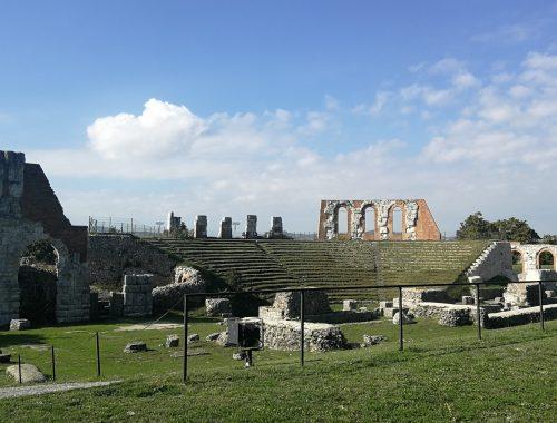 Teatro romano Gubbio