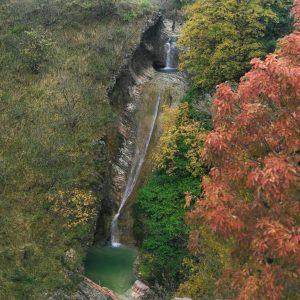 cascata fossa mulino apecchio