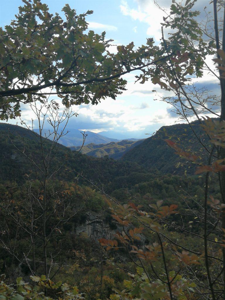 panorama monte nerone