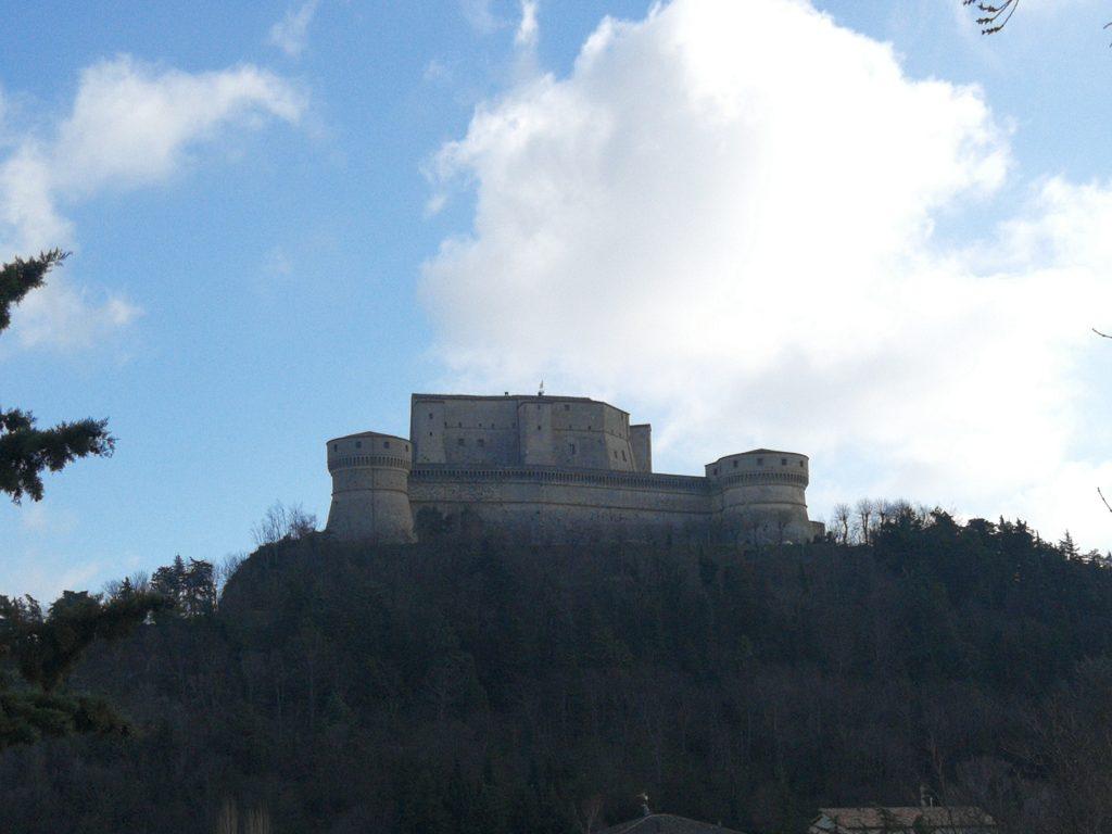castello medievale san leo