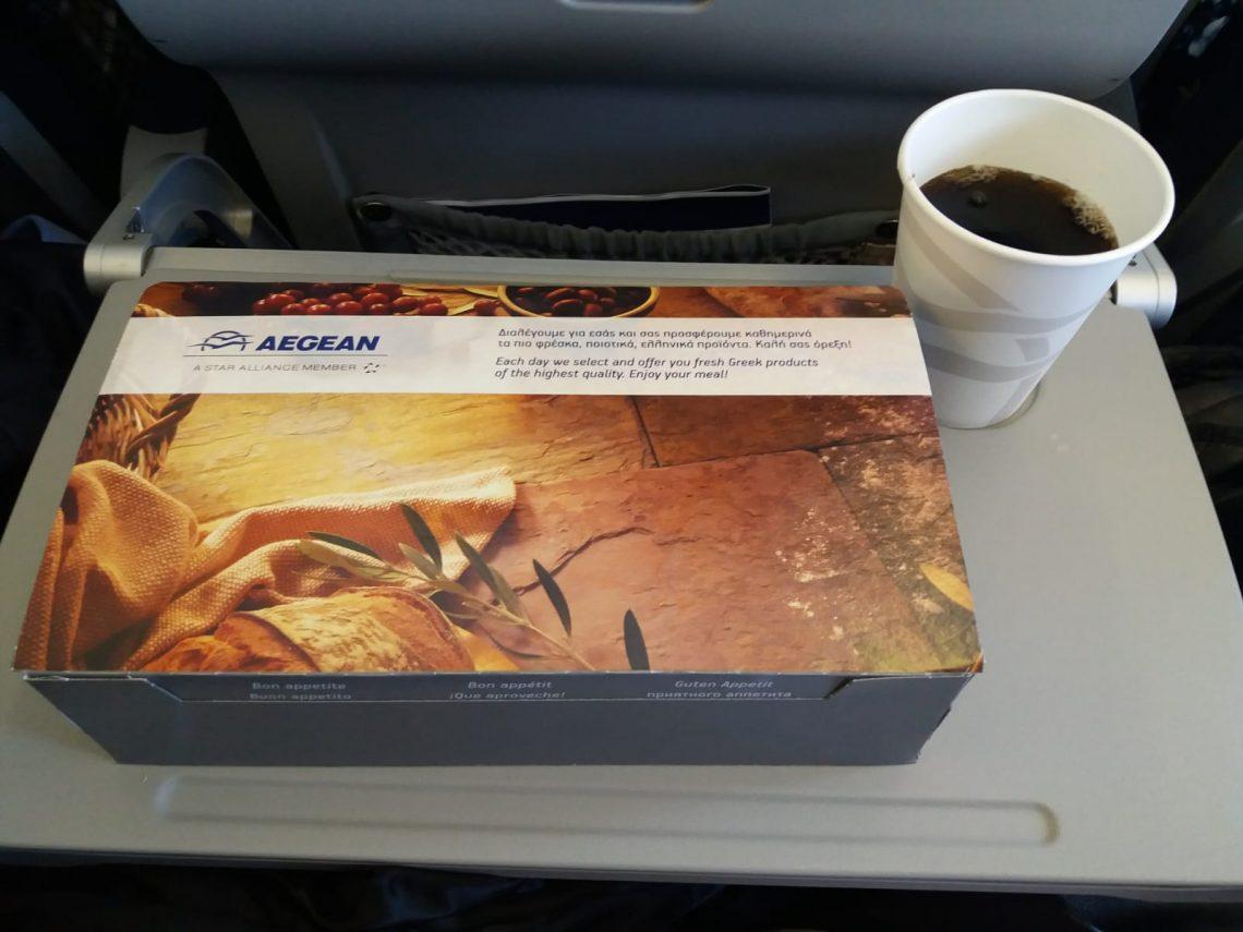 Aegean Airlines recensione