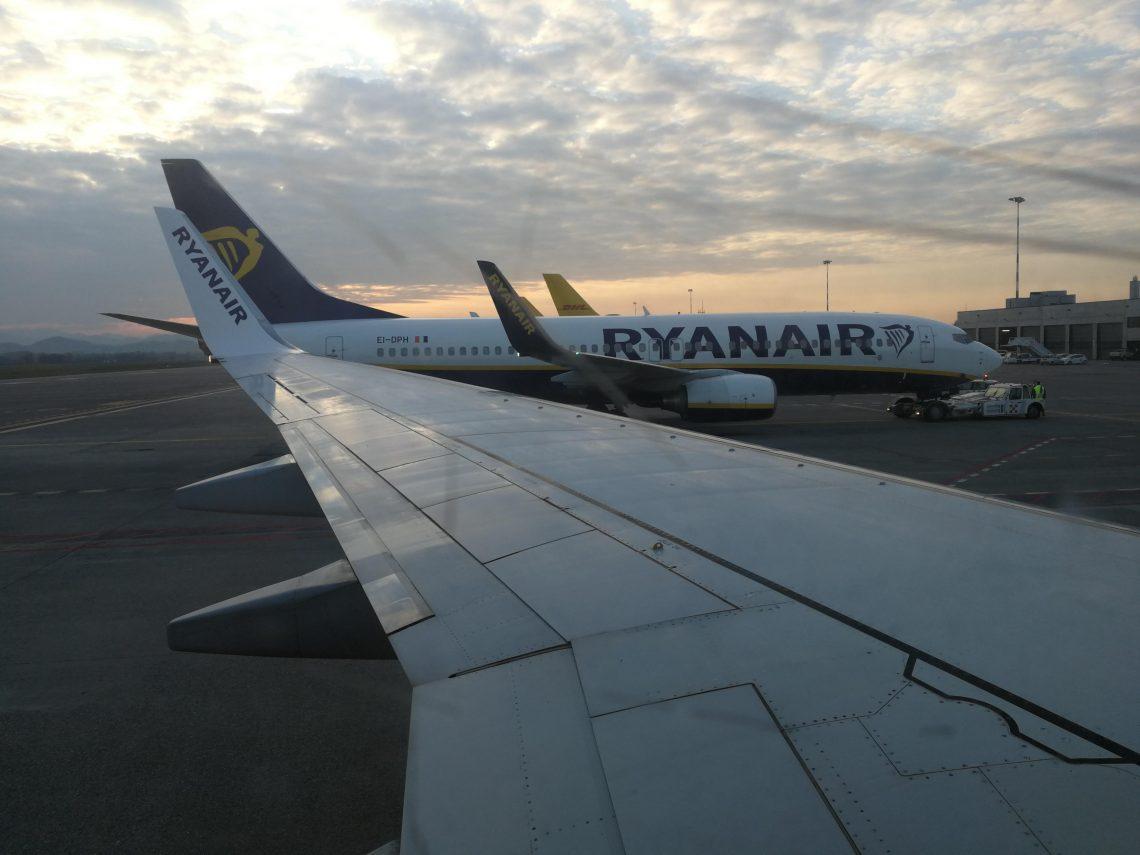 ryanair compagnia aerea