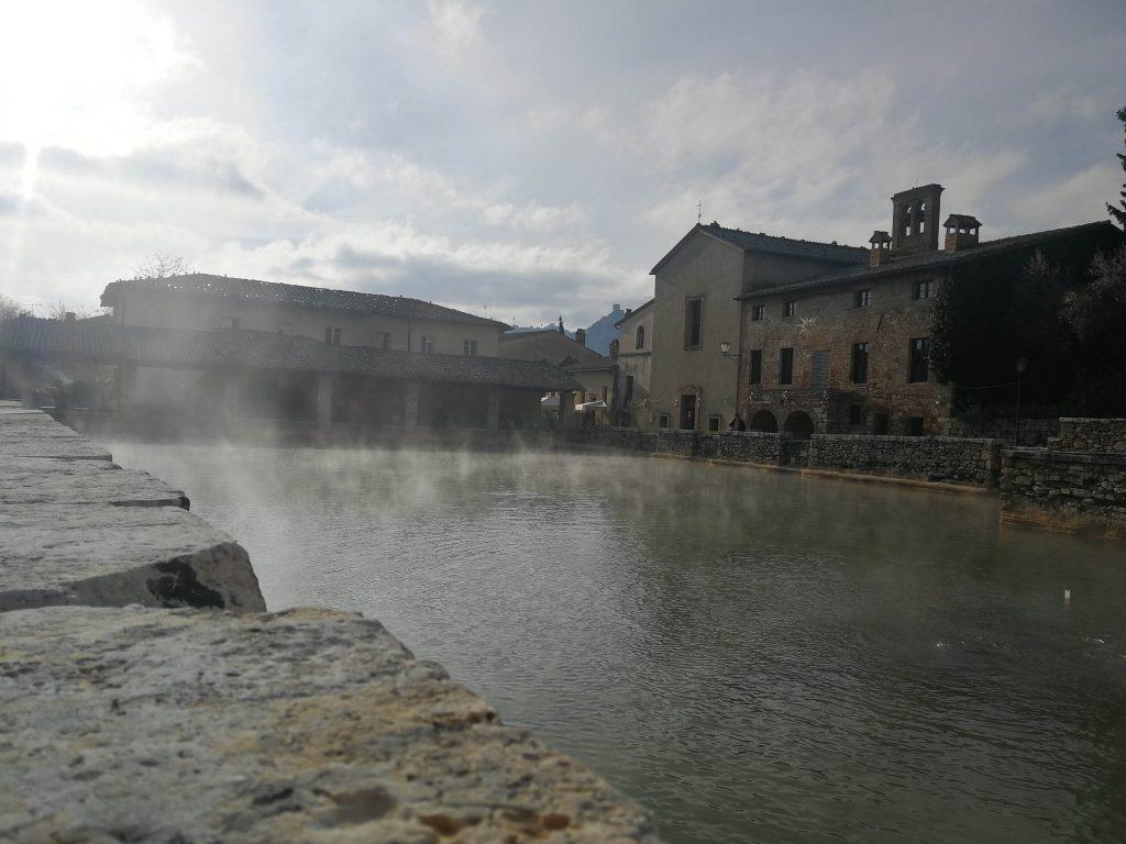 piazza d'acqua bagno vignoni