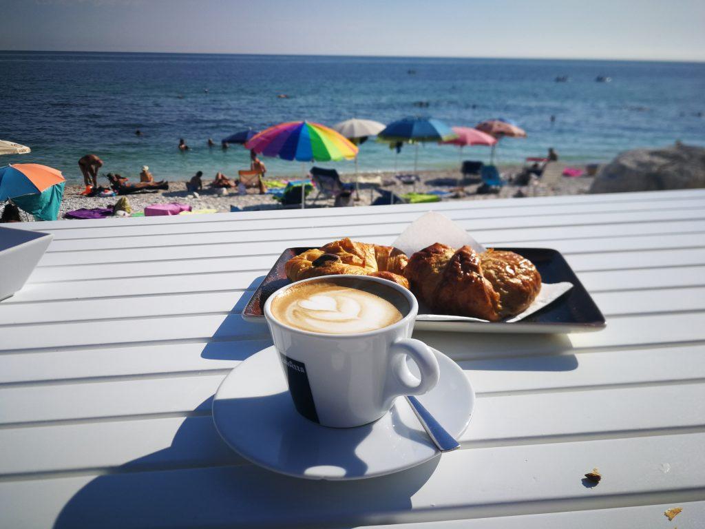 colazione mare
