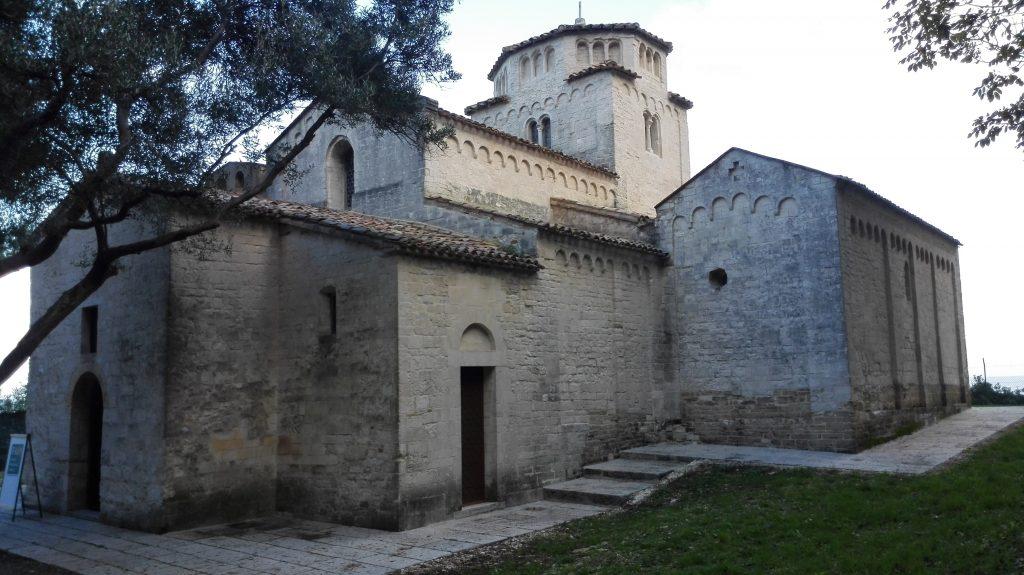 chiesetta portonovo
