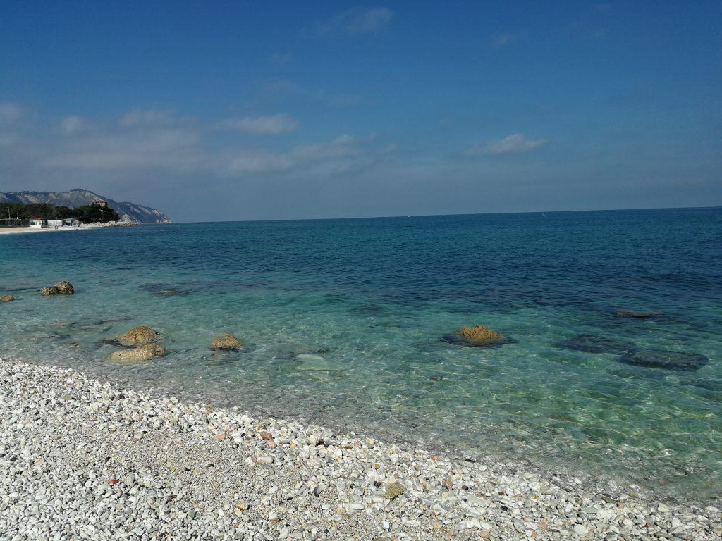 portonovo spiaggia conero