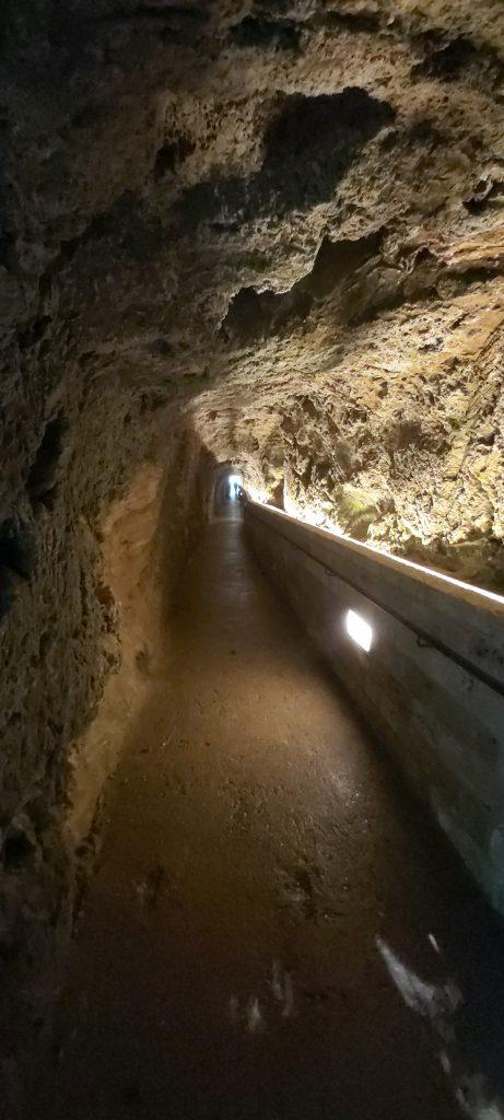 tunnel balcone degli innamorati