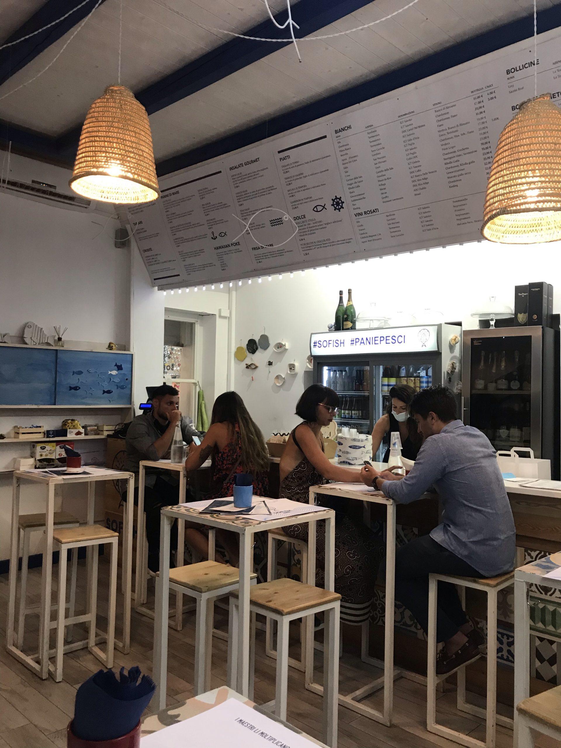 Dove e cosa mangiare in Salento