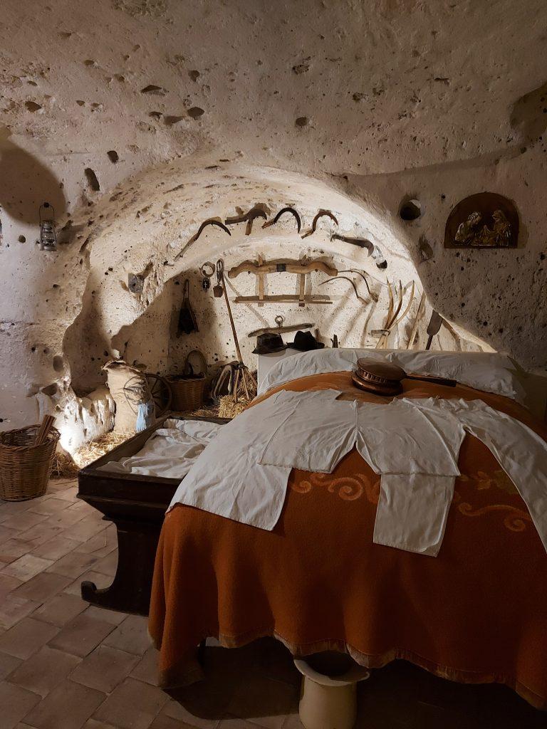 casa grotta matera