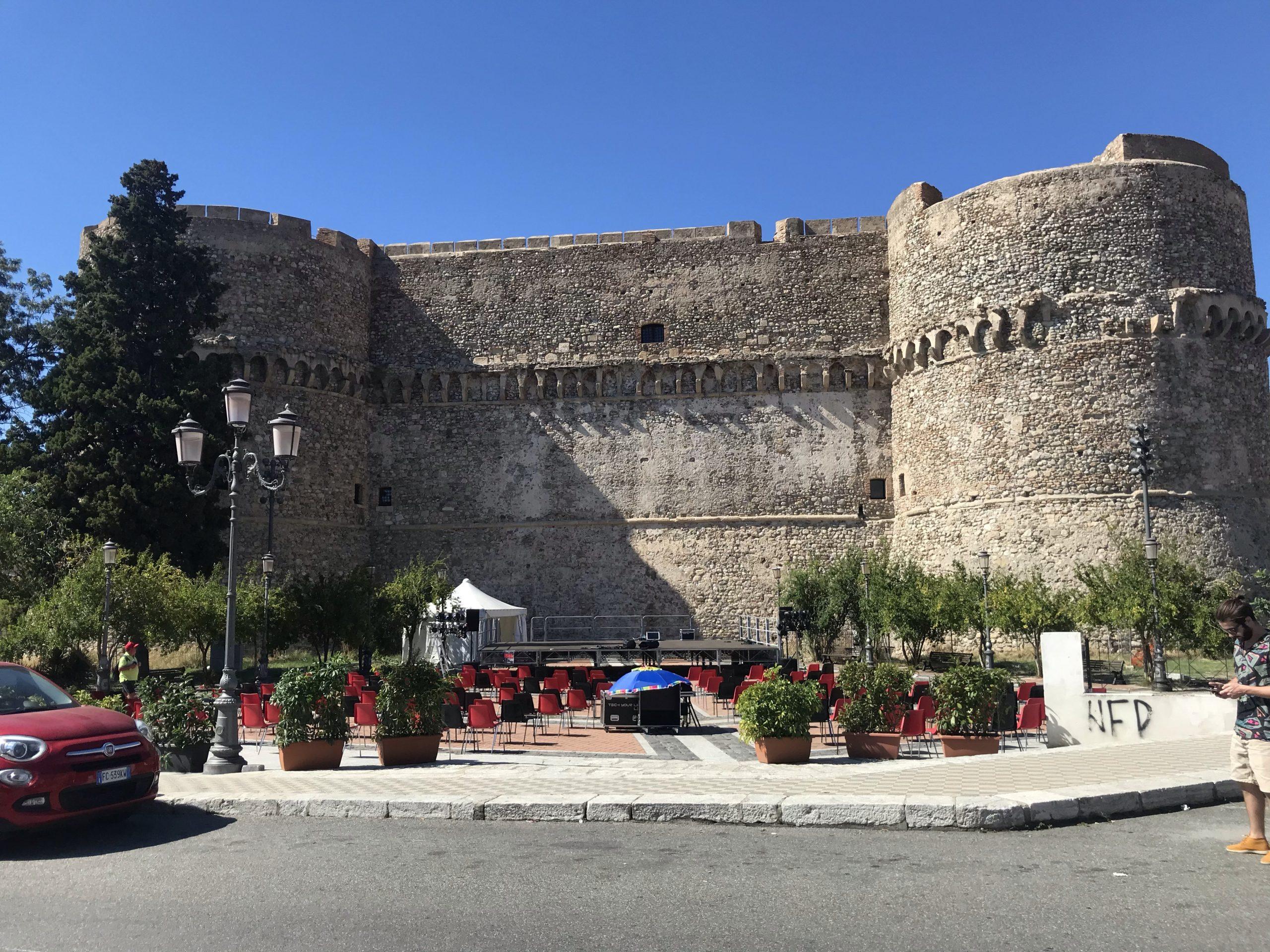 Reggio Calabria punta d'Italia