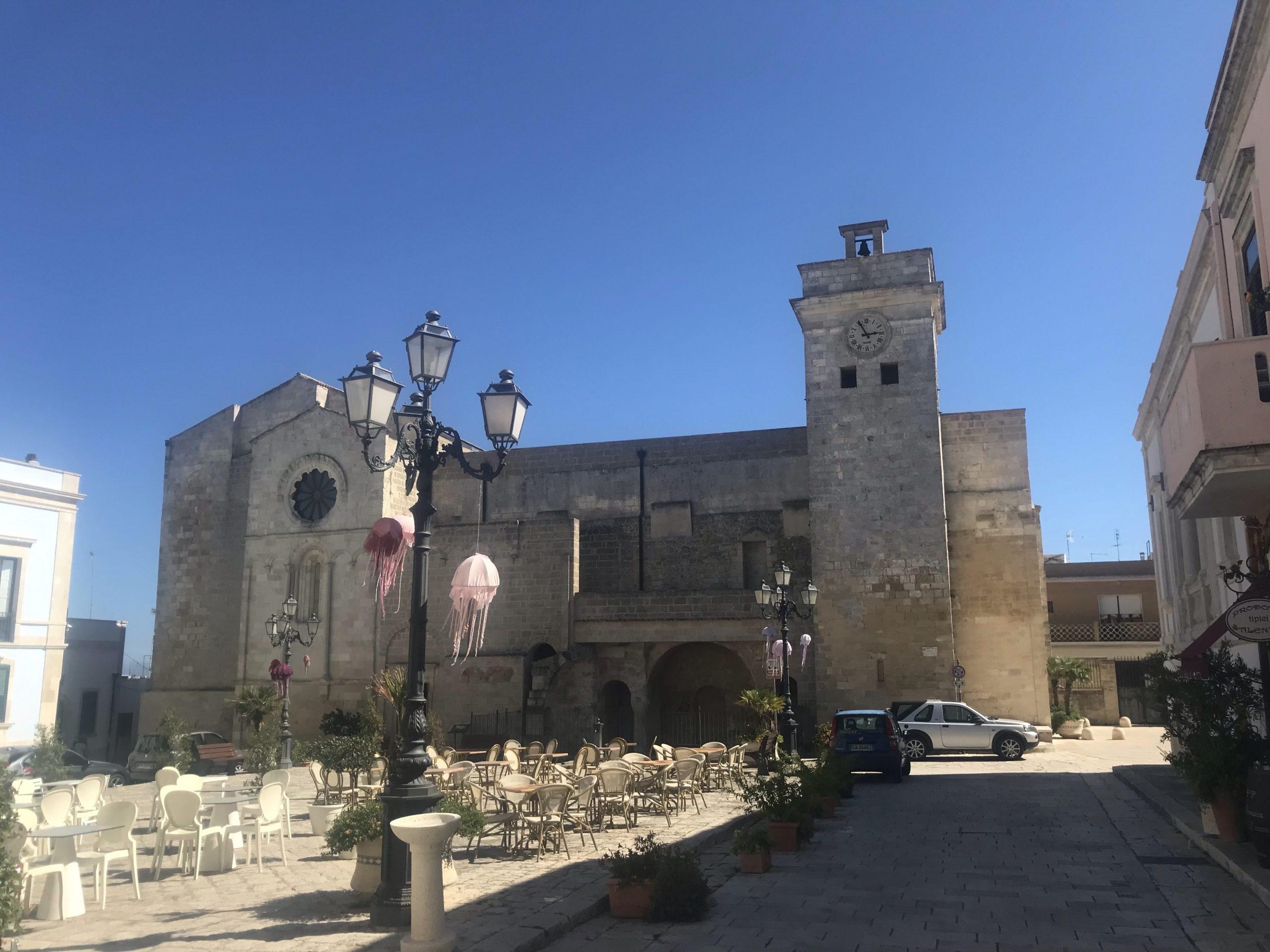 Castro roccaforte medievale del salento