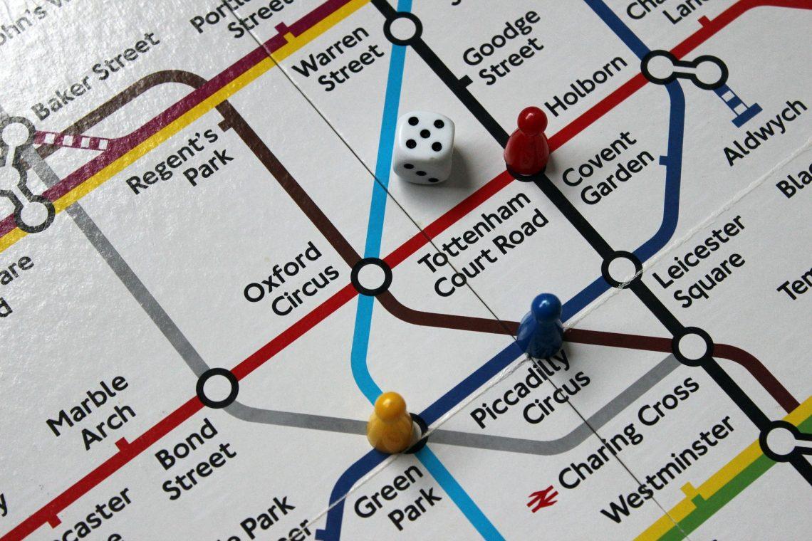 giochi da tavolo a tema viaggio