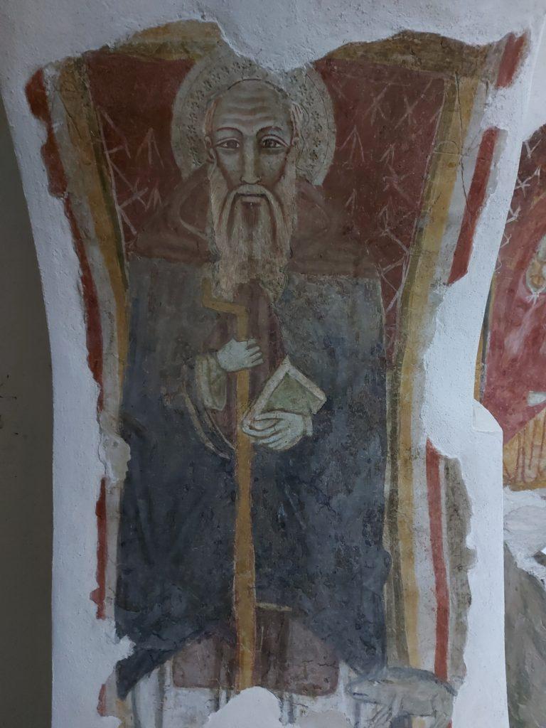 affreschi venosa