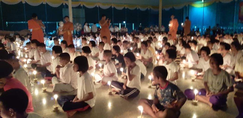 scuola thailandese