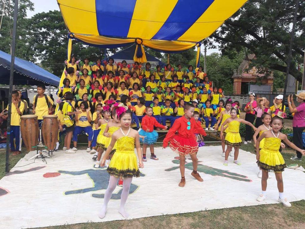 scuola thailandia