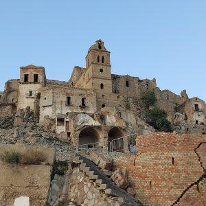 ghost town basilicata