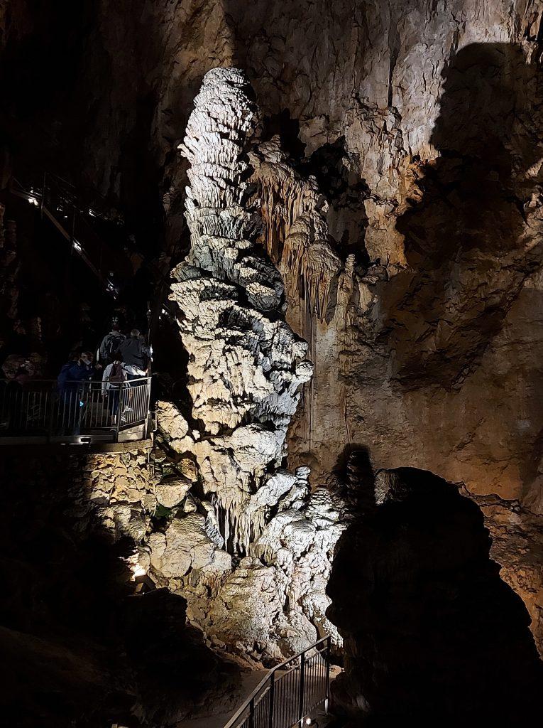 visitare grotta gigante