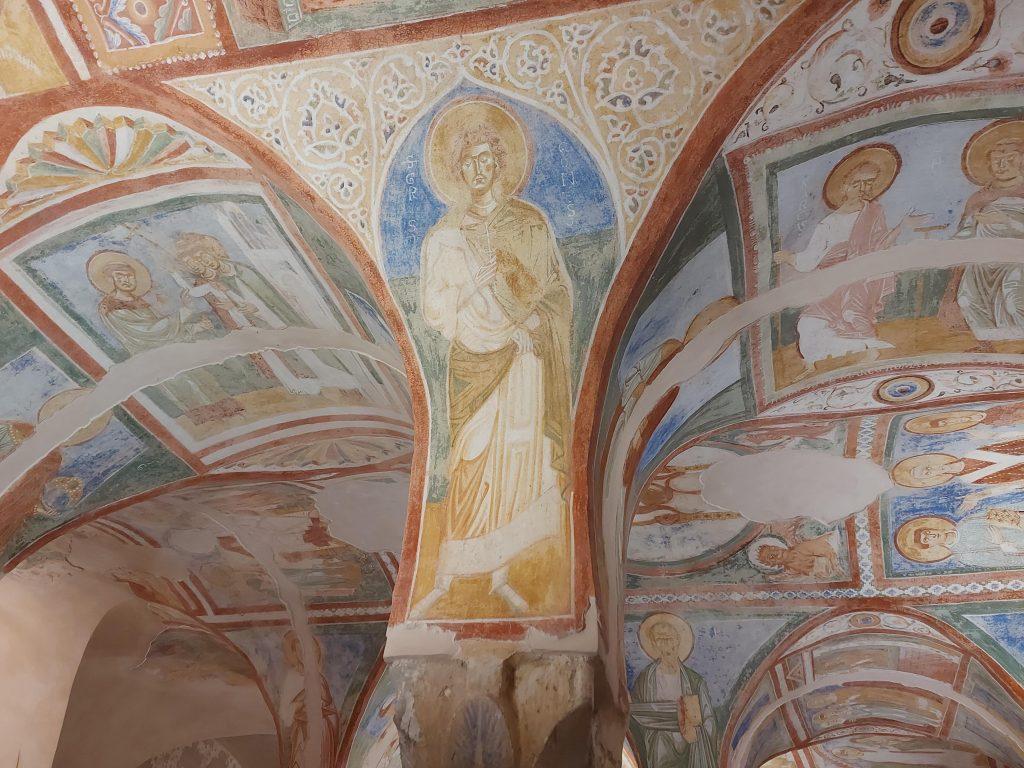 cripta degli affreschi aquileia